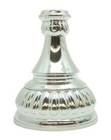 120mm St. Petersburg Plastic Riser (Silver)