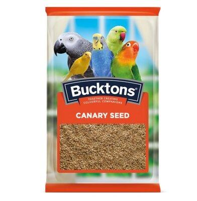 Bucktons Plain Canary Seed 20kg