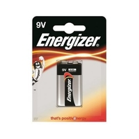 ENERGIZER  9V BATTERY