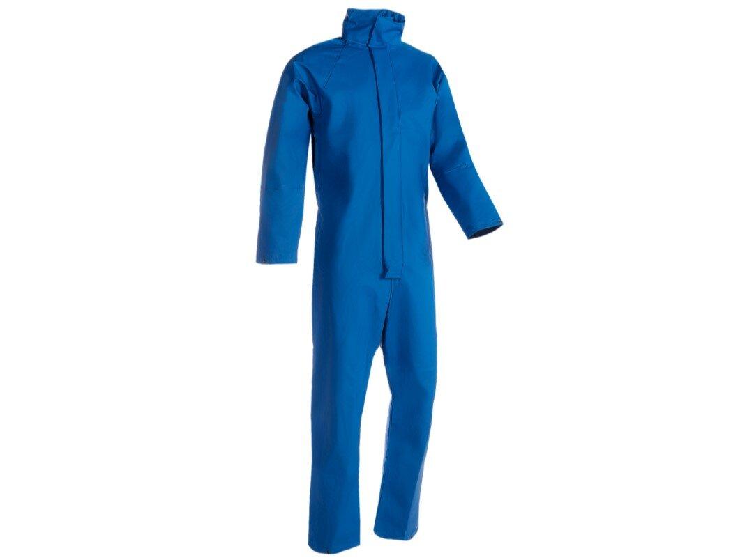 SIOEN 4964 Montreal Flexothane Boilersuit Royal Blue
