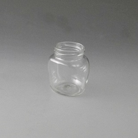 106ml Oval Glass Jar