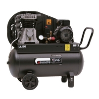 SIP 100L 3hp Air Compressor 16cfm  06260