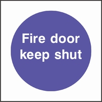 Fire Prevention Sign FPRV0014-0535
