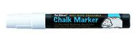 Artline Marker Pen Chalk - White