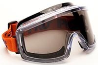 PRO 3702 Smoke Antifog Goggle-Foam Seal