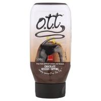 Chocolate Dessert Sauce OTT  500ml