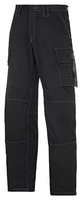 Snickers 3813 W38 L32 Black Cargo Trousers