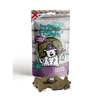 Dog Gone Fishin' Plaice & Haddock Bakes 75g x 6