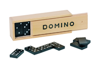 Wooden Dominos (28 pc)