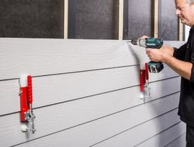7 top tips – How to install Cedral Weatherboard Cladding