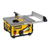 DEWALT DW745 220V 10'' H/D PORTABLE TABLE SAW
