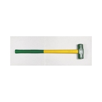 DELTEC SLEDGE HAMMER WITH FIBRE GLASS HANDLE 10LB