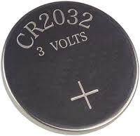 CR2032 COIN BATTERY 3V 3.2MM X 20.0MM