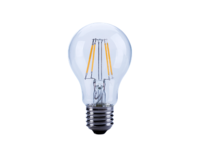 4w LED-E A60 Filament E27 2700K