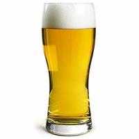 Prague Beer Glass 1 pt CE Stamped Case of 48
