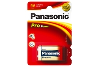 Batteries Panasonic PP3 Alkline Battery