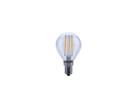 4.5w LED-E Filament E14 Dimmable 2700K Clear