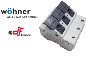 wohner fuse holders