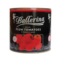 Tin Tomatoes (Plum)-Ballerina-(2.55kg)