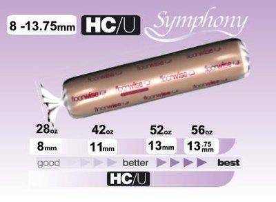 SYMPHONY 42oz HAIRFELT 15.07m2