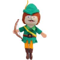 Robin Hood Finger Puppet