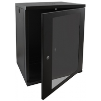 15U 450MM DEEP WALL CABINET
