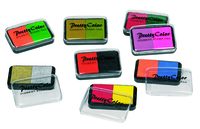 Pigment Ink 2 colour Pads. (Sold in displays of 24, min order 1 display)
