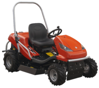 SECO CROSSJETAC92-23 Rough Terrain Tractor Mower.