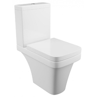 Rivelin Close Coupled Toilet Pan