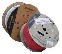 Cable 2 Core 1.5mm Fire Resistant Pirelli FP200GOLD 100m Red
