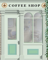Coffee Shop 1800mm