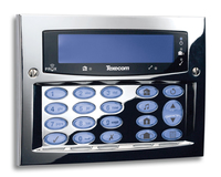 Texecom Premier Elite SMK Polished Chrome Sur