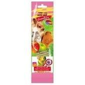 Vitapol Small Animal Smacker Single Stick - Apple x 12