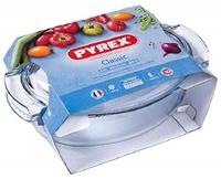 PYREX OVAL CASSEROLE 5.8LTR