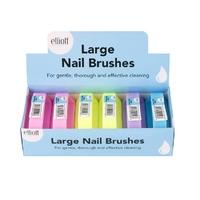 Large Plastic Nail Brush (WT689)