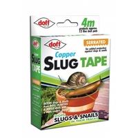 Doff Slug & Snail Tape Clip Strip 4m