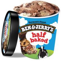 Ice Cream Half Baked-Ben & Jerry's-(8x500ml)