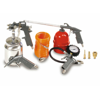 Predator 5 Piece Air Compressor Kit