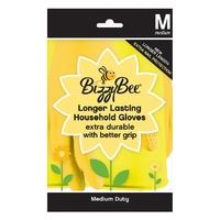 Bizzybee Longer Lasting Household Glove Medium