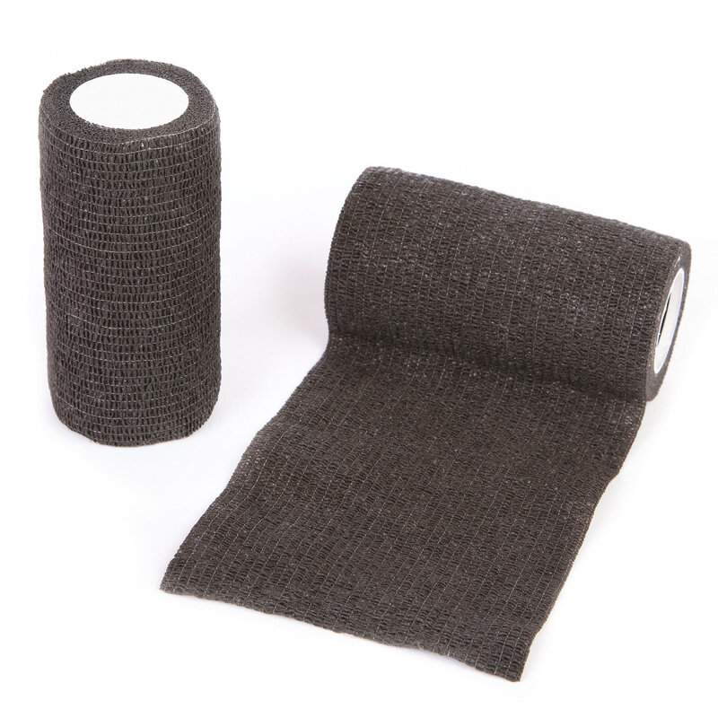Hy Health Black Sportwrap Bandage