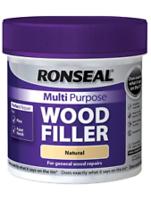RONSEAL MULTI PURPOSE WOOD FILLER NATURAL 250GM