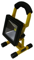 10W LED Rechargeable Floodlight