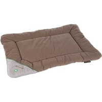 Scruffs Insect Shield Crate Mat - Large Taupe 90 x 60cm