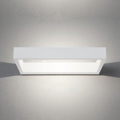 ASTRO D-LIGHT MATT WHITE 3000K LED WALL LIGHT
