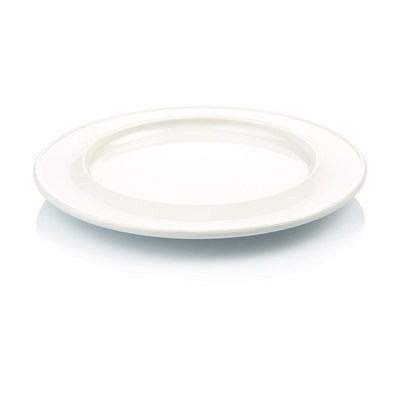 Unbreakable Blue Dining Plate