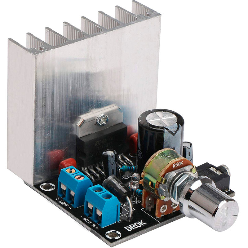 Amplifier Board Power TDA7377 double channel
