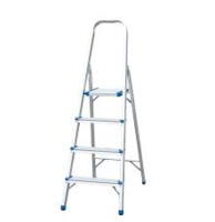 4 TREADS ALUMINIUM STEP LADDER