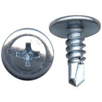 METAL STUD SCREWS DBZ's 6X35 (100)
