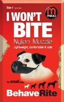 Mikki Muzzle Size 1 x 1