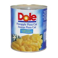 Tin Pineapple (Pizza Cut)-Dole-(6x3kg)